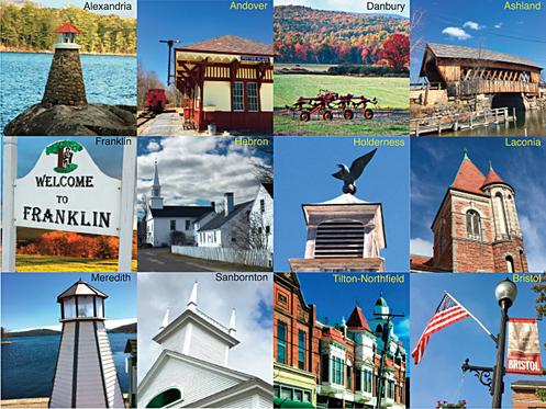 Serving New Hampshire's lakes region and beyond.