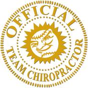 Jacksonville Suns Baseball Team Official Team Chiropractor