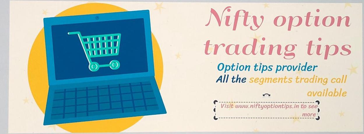 Nifty option tips provider