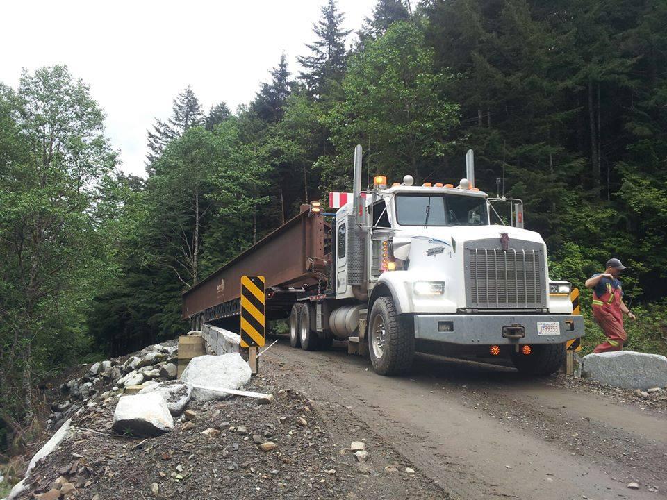 Alberta West Transport Ltd - Salvage Logging, Log Haul, Mulching
