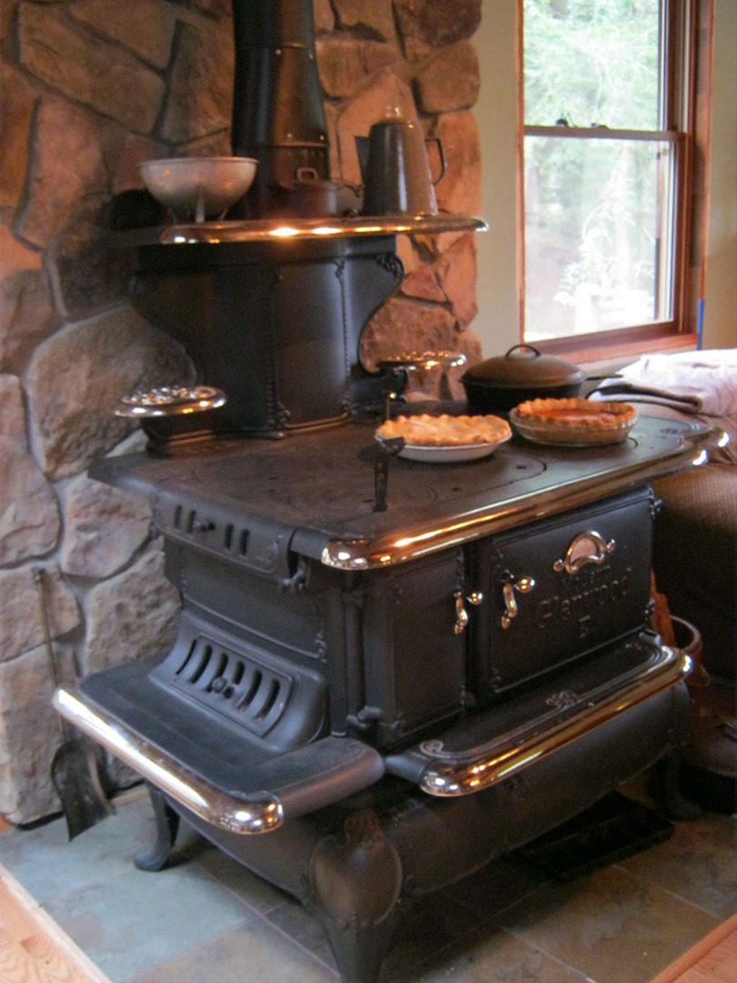 Stoves In Their New Homes Restored By Ginger Creek