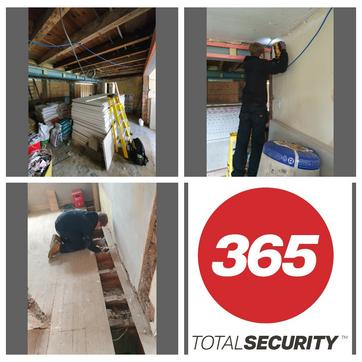 Hybrid Burglar Alarms and Security Systems in Leeds 365 Total Security