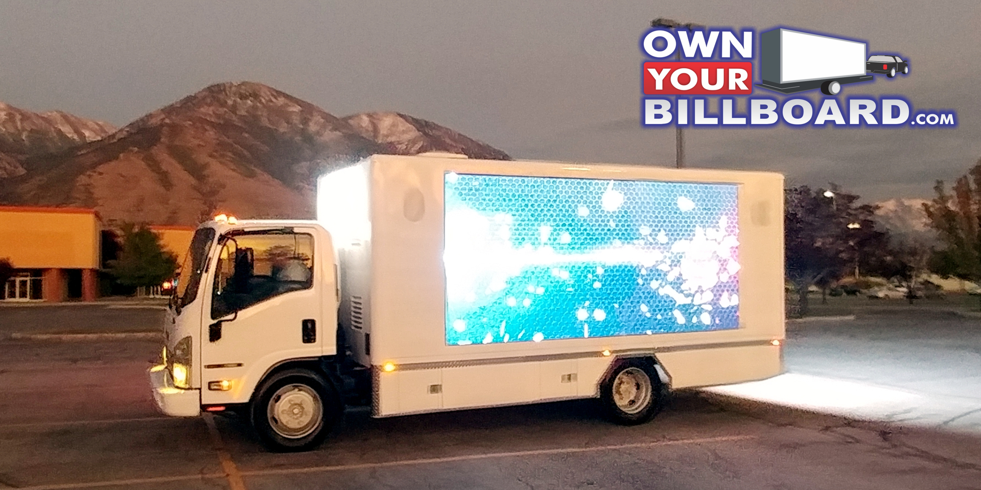 LED Billboard Truck for Sale - LED Billboard Truck Manufacturer