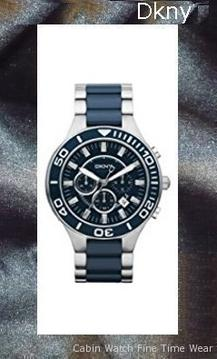 DKNY 3-Hand Chronograph with Date Men's watch #NY1498