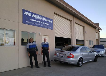 MB Motor-Werkes Independent Mercedes-Benz Service & Repair