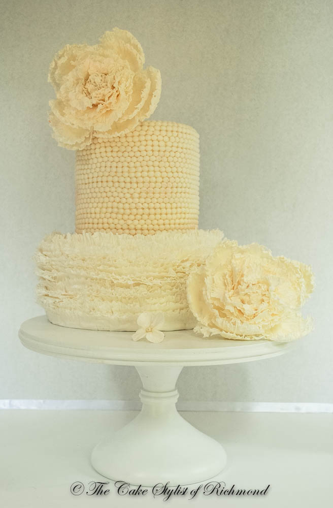 Wedding Cakes Pictures Wedding Cake Designs Cake Stylist Of - Wedding Cake Richmond Va