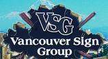 Home Page, Vancouver Sign Group