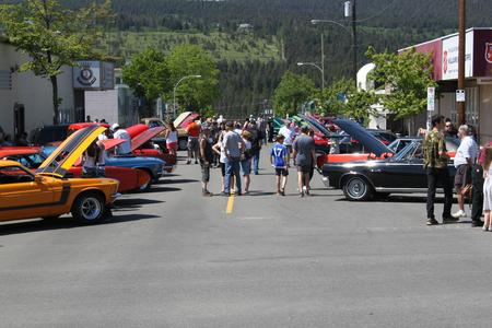 Car Club Show Amp Shine Lakers Car Club Williams Lake