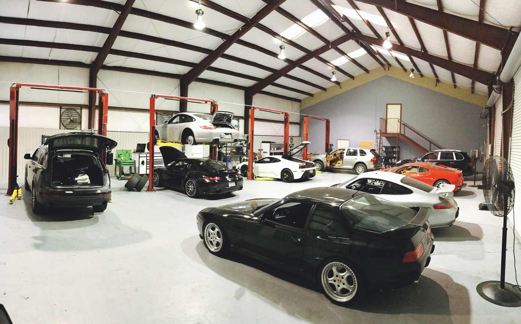 Service And Repair On Audi And Porsche Vinnie S Exotics