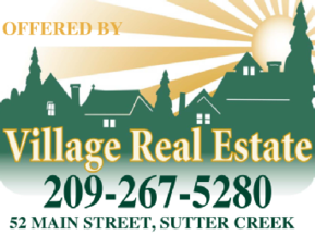 Service comes first with Village Real Estate.