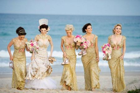 Bridesmaid Dresses located at Giggi\'s Bridal