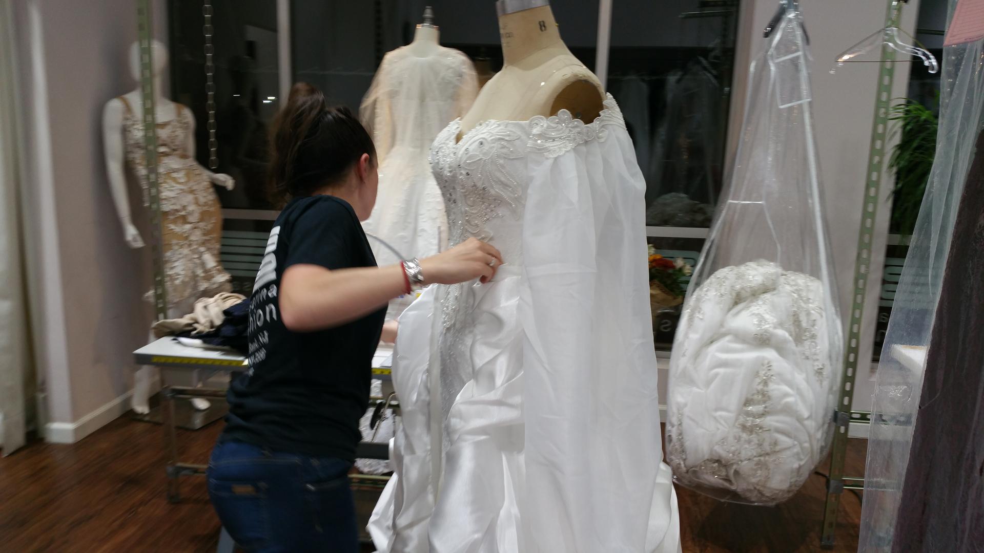 Bridal Dress Alterations Prom Alterations Wedding Dress Design