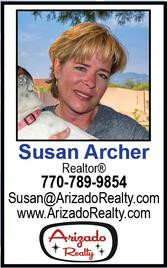 Susan Archer, Realtor, Arizado Realty