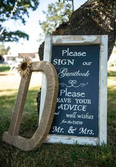 Chalkboard Signs, Wedding Signs, Direction Signs