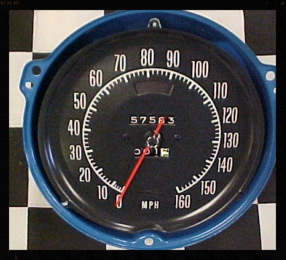 1973 Corvette Speedometer repair