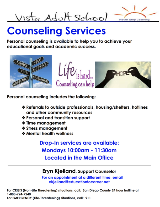STC Counseling Services