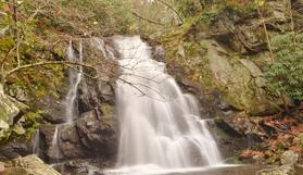 Smokyies Waterfall
