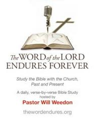 15-Minute Daily Bible Study w/Pastor Will Weedon