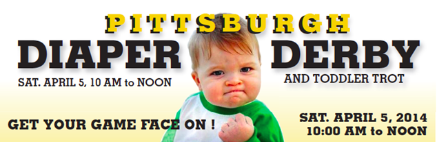 Pittsburgh Diaper Derby