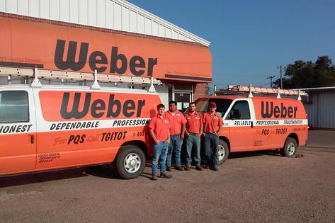 Weber Refrigeration, Heating and Air Conditioning 702 S. Kansas Liberal, Ks