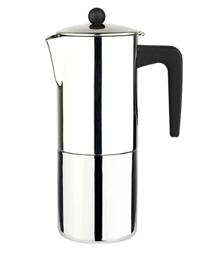 Stainless Steel Moka Pot