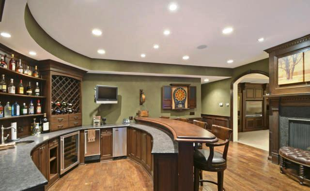 Basement Finishing Design Remodeling Services Crystal Lake IL - Bathroom remodeling crystal lake il