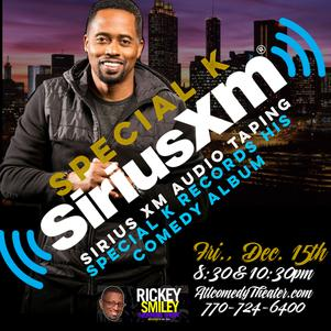 special K rickey smiley atlanta comedy uptown comedy