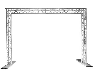 Chauvet lighting aluminum truss goal kit