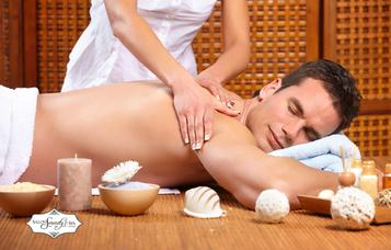 Salon Serenity Spa's Deep Tissue Massage in Wake Forest, North Raleigh NC