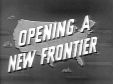 Opening a New Frontier screenshot.