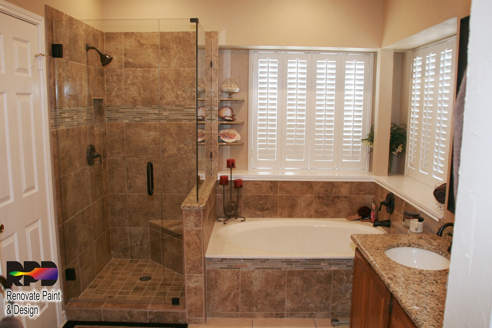 San Antonio Bathroom Remodeling Painting Custom Residential Home Bathroom Remodeling In San Antonio Texas Design Inspiration