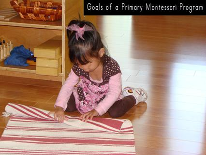 Goals of a primary Montessori program - Montessori Print Shop