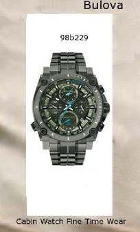 Bulova 98B229,mvmt watches men