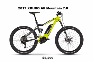 2017 Xduro All Mountain 7.0