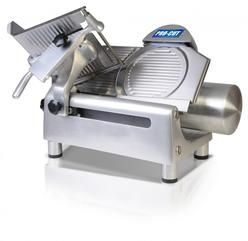 Meat slicers and blade sharpening