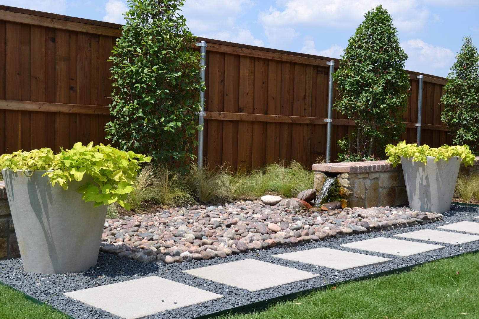 Garden Design Landscape garden design landscaping in dallas