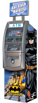 ATM Machine wraps