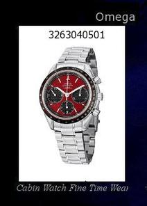Watch Information Brand, Seller, or Collection Name Omega Model number 326.30.40.50.11.001 Part Number 326.30.40.50.11.001 Item Shape Round Dial window material type Anti reflective sapphire Display Type Analog Clasp fold-over-clasp-with-double-push-button Case material Stainless steel Case diameter 38.5 millimeters Case Thickness 15 millimeters Band Material Stainless steel Band length Men's Standard Band width 19 millimeters Band Color Silver Dial color Red Bezel material Metal Bezel function tachymeter Calendar Date Item weight 15.84 Ounces Movement Swiss automatic Water resistant depth 330 Feet