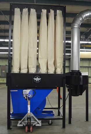 X-Series Indoor Wood Dust Collector Filter Bags
