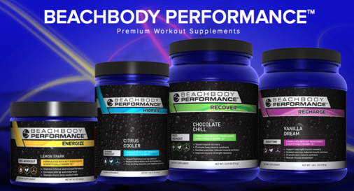 Beachbody, Supplements, pre workout, protien