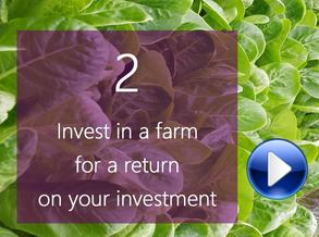 Invest in a vertical farm