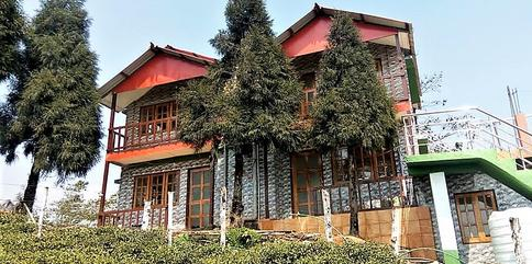 Tea Garden Retreat In Darjeeling
