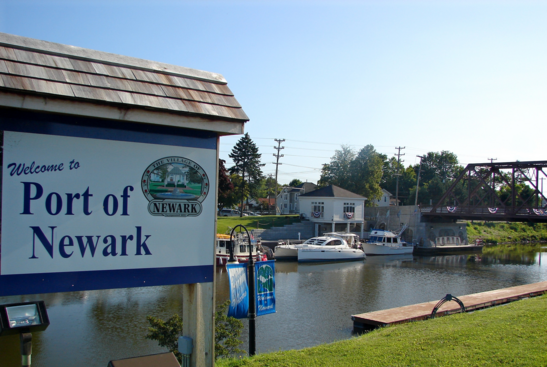 WATCH LIVE AT 9 AM: Village of Newark Erie Canal Trail Ribbon Cutting (video)