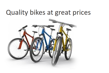 bike hire prices and offers