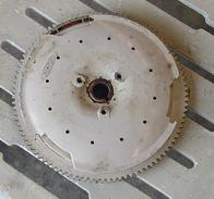Used flywheel for 70 hp to 135 hp Chrysler outboards 3 and 4 cylinder FA404097
