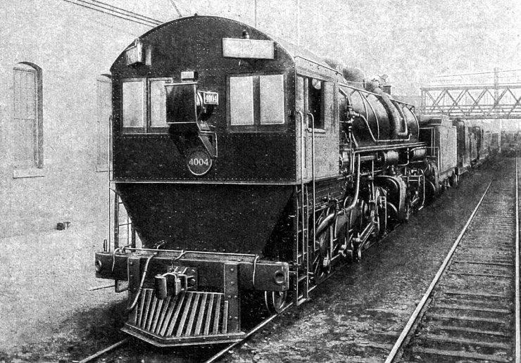 Southern Pacific Class MC-2 Cab Forward Locomotive
