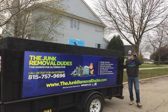 Crystal Lake, IL Junk Removal 815-757-9696