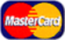 We accept MasterCard Credit Cards