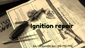 ignition repair; ignition lock; ignition lockout; lock; locked out;