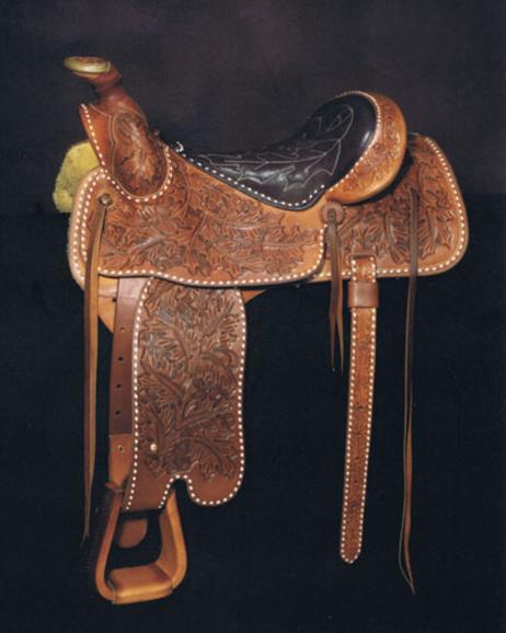 Combination Stamp Saddles